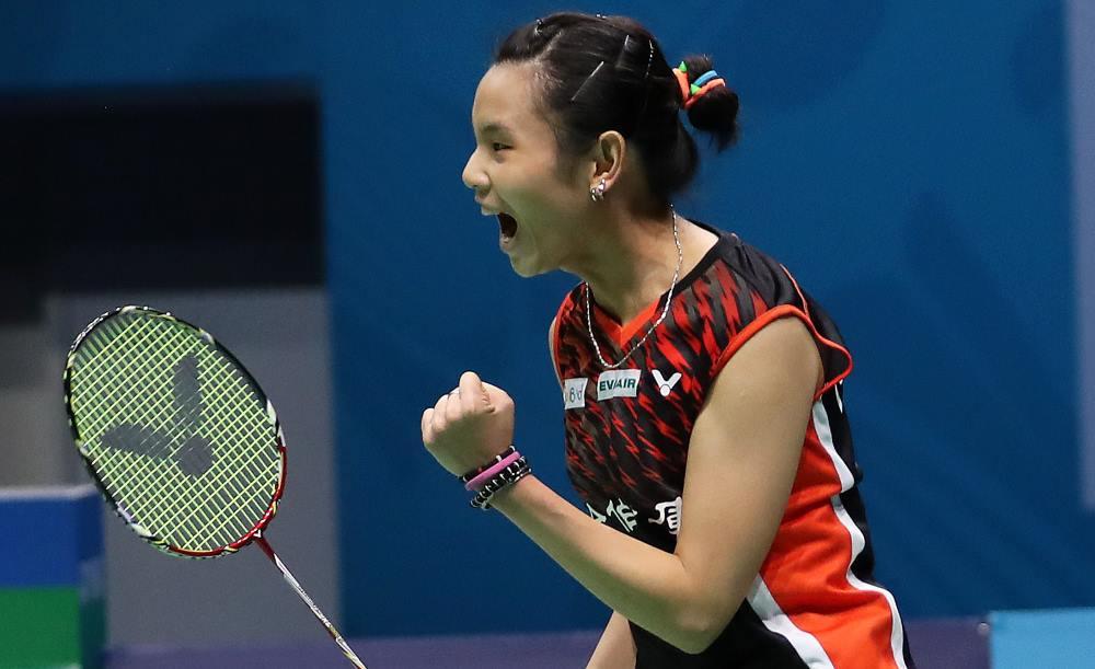 Tai Tzu-Ying - Tay vợt cầu lông nữ số 1 thế giới hiện nay. Ảnh: Internet.