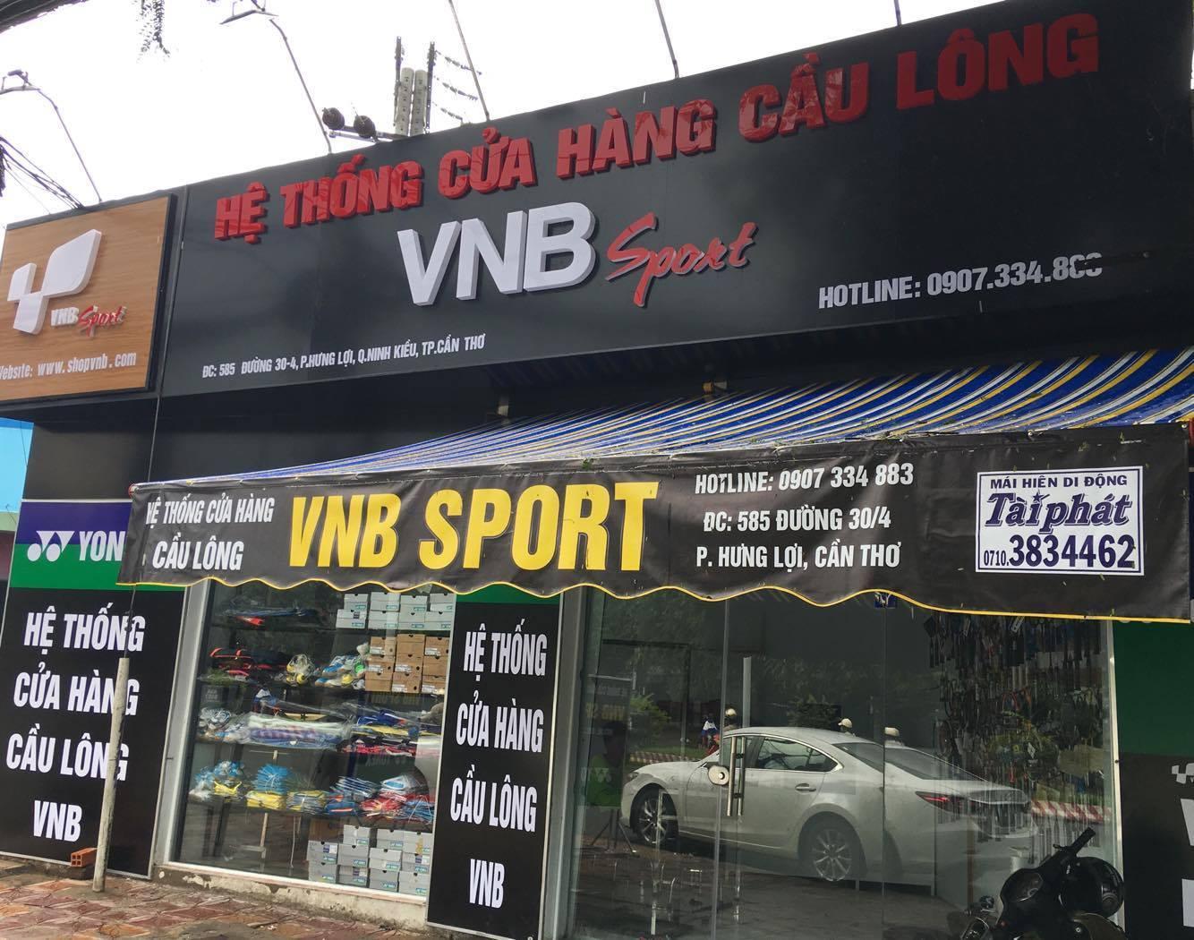 Được xem là nơi cung cấp giá vợt cầu lông các loại tốt nhất thị trường. Ảnh: ShopVNB.