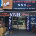 Một trong những địa chỉ có mức giá vợt cầu lông ở Đà Nẵng tốt nhất. Ảnh: ShopVNB