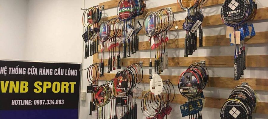 Mua vợt cầu lông yonex chính hãng ở đâu tốt nhất?
