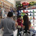 Một trong những nơi mua vợt cầu lông Yonex ở Hà Nội. Ảnh: Internet.