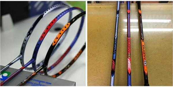 vợt cầu lông chuyên tấn công