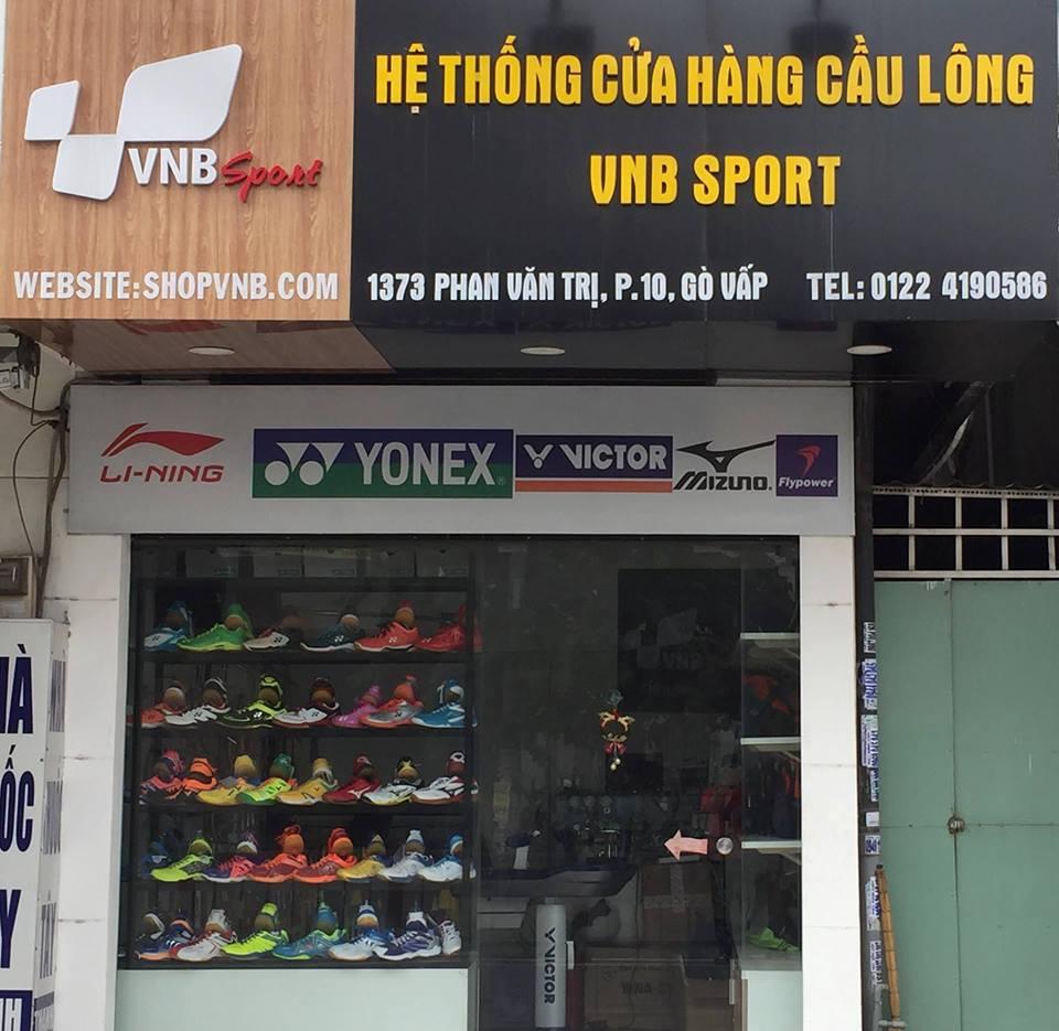 Địa chỉ để bạn mua vợt cầu lông ở Gò Vấp. Ảnh: ShopVNB