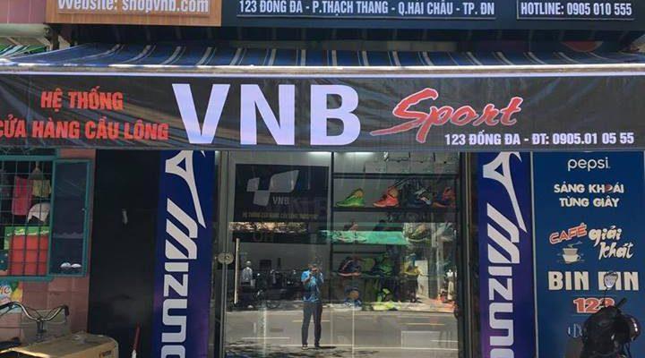 ShopVNB - Địa chỉ tuyệt vời để mua vợt cầu lông Đà Nẵng. Ảnh: ShopVNB.