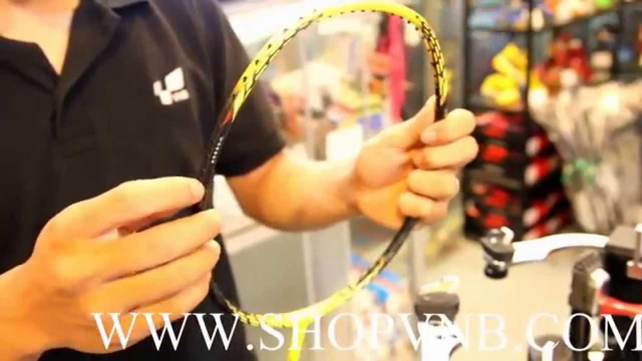 Địa chỉ để bạn mua vợt cầu lông xách tay uy tín. Ảnh: ShopVNB.
